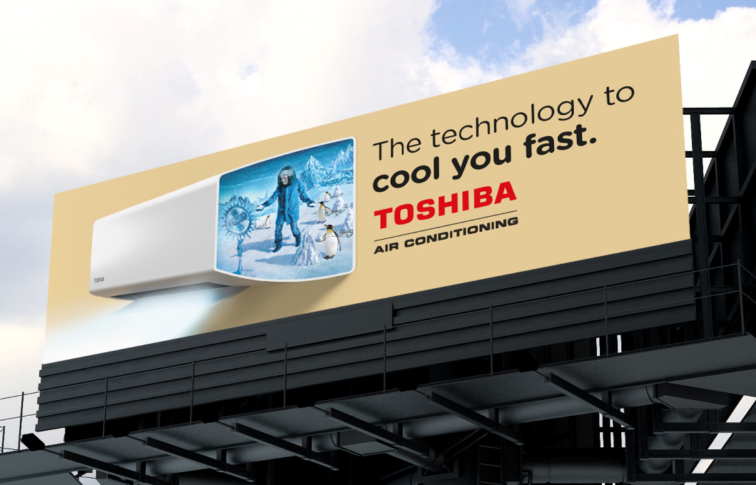 Jack Frost Campaign – Outdoor Ad