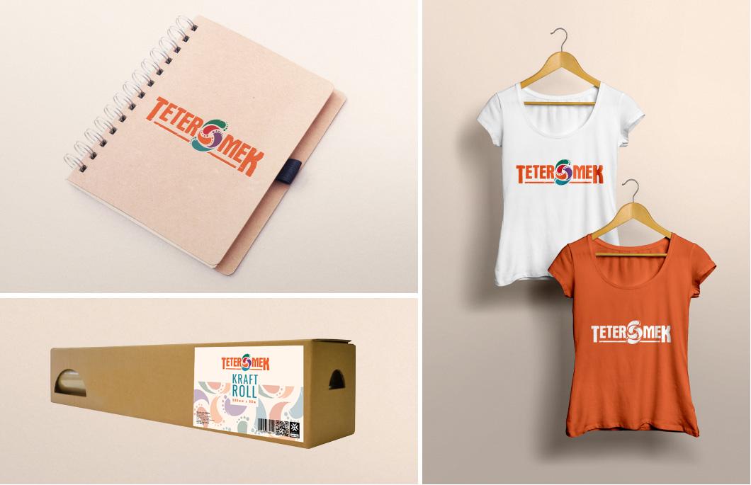 Teter Mek Merchandise