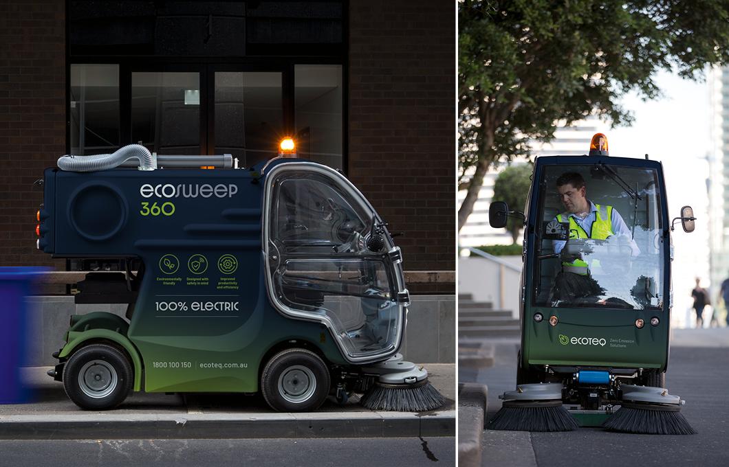 EcoTeq Machine Wrap